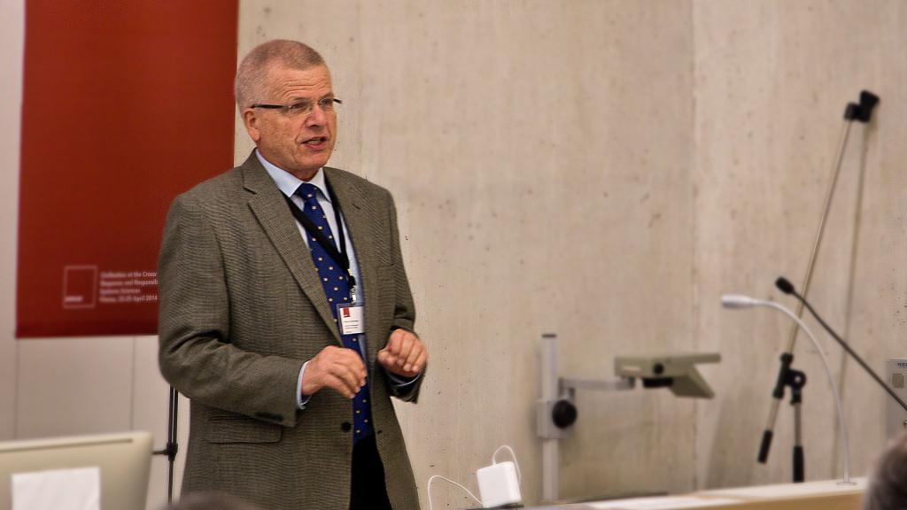Markus Schwaninger at EMCSR 2014